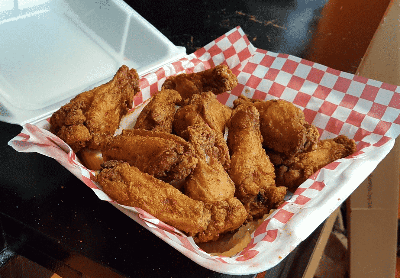 Chicken Wings In Tennessee