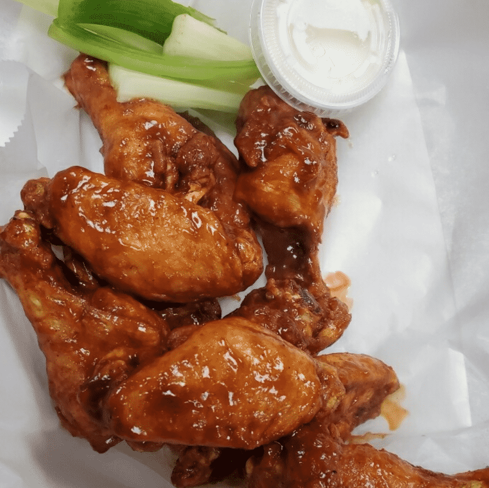 Chicken Wings In Kentucky
