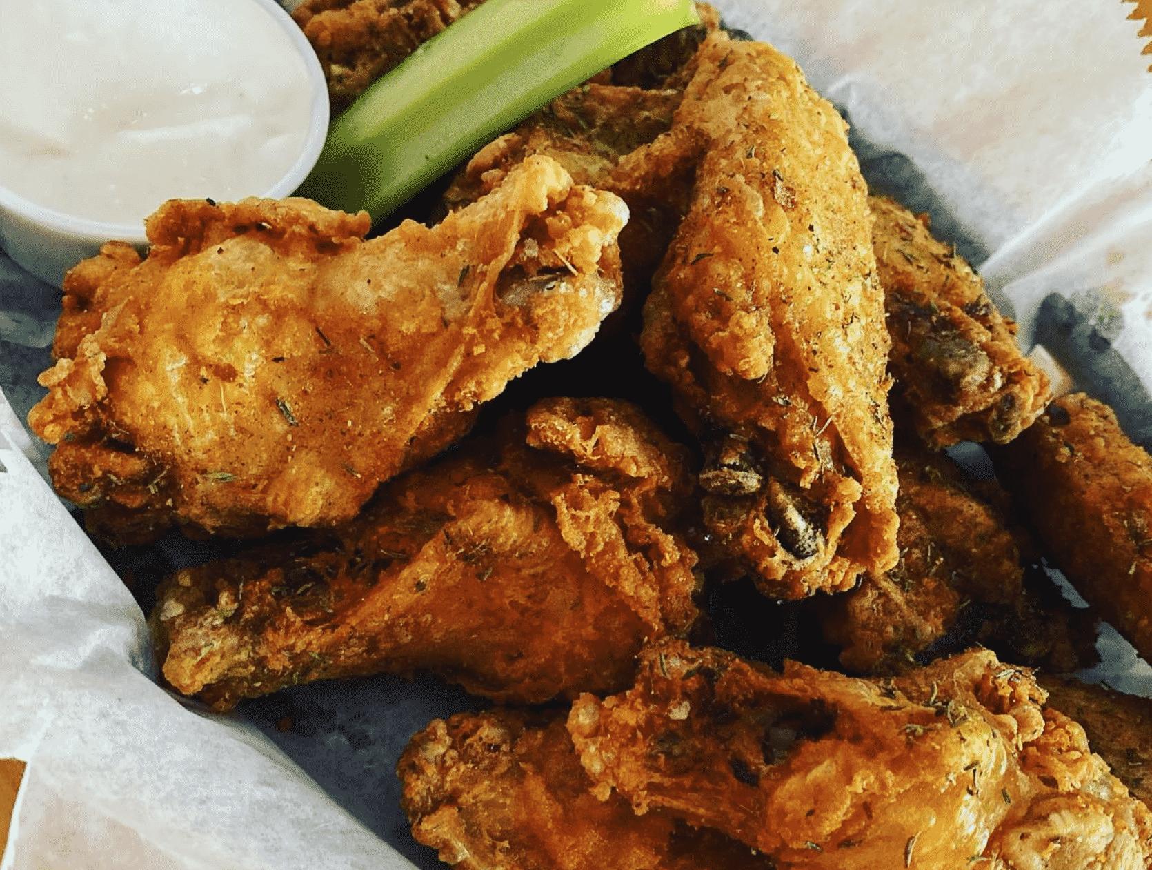 Chicken Wings In Massachusetts