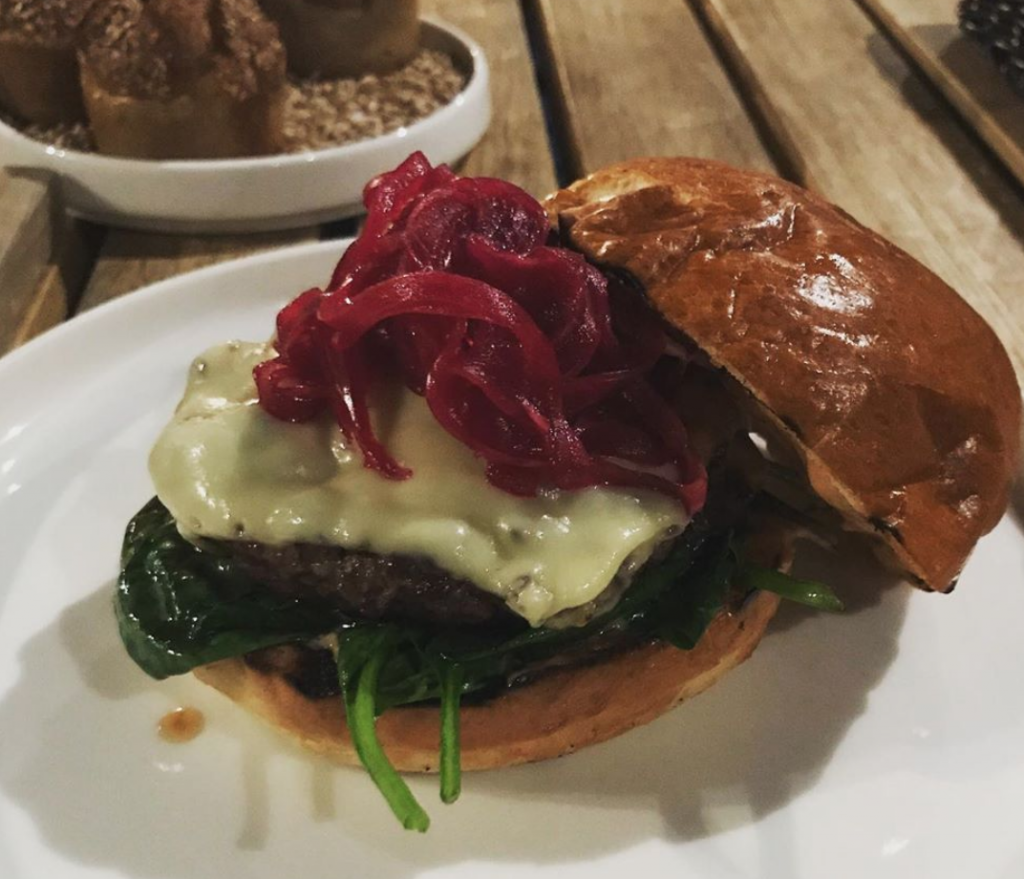 Burgers In Lithuania