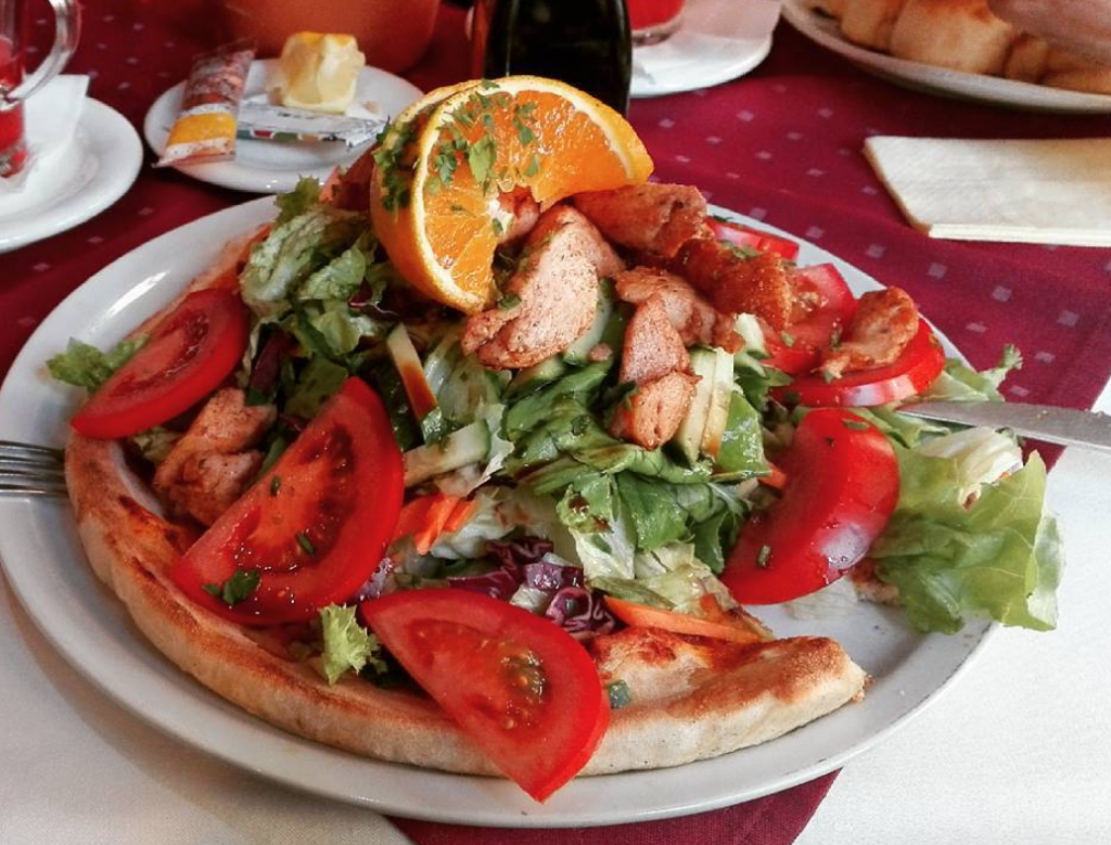 Pizza In Hungary