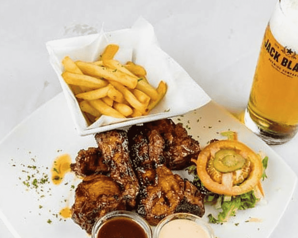 Chicken Wings In Cape Town