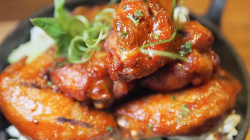 Chicken Wings Taipei