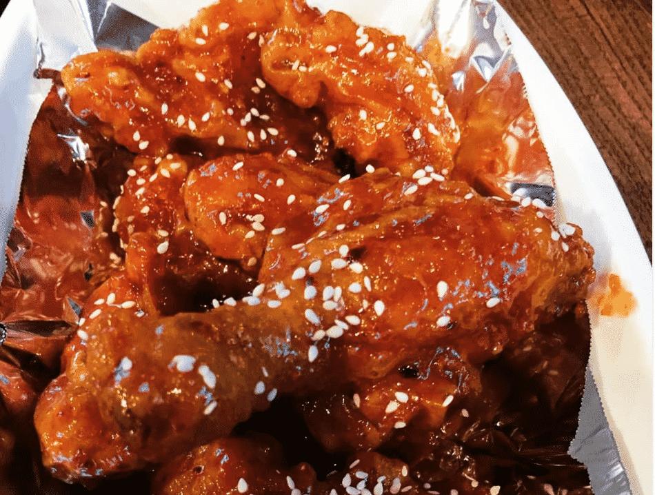 Chicken Wings Cebu