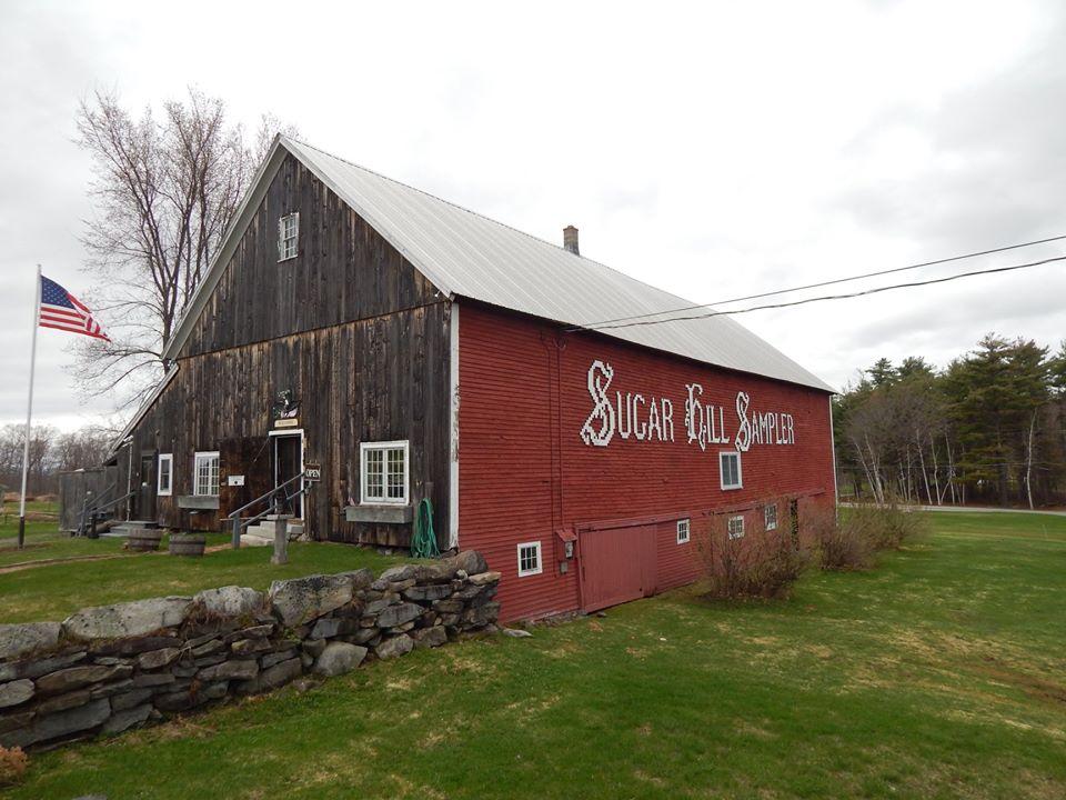 Sugar Hill New Hampshire