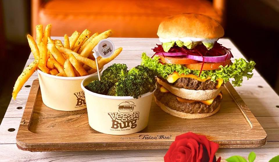 Vegan Burgers Asia Singapore