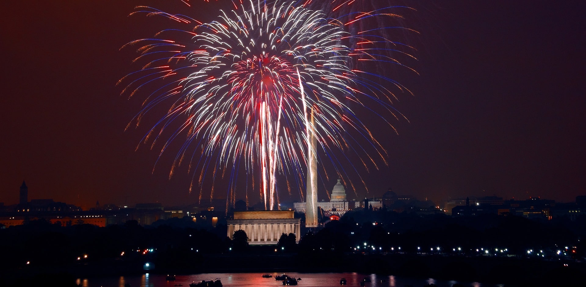 Best US Cities For Fourth Of July