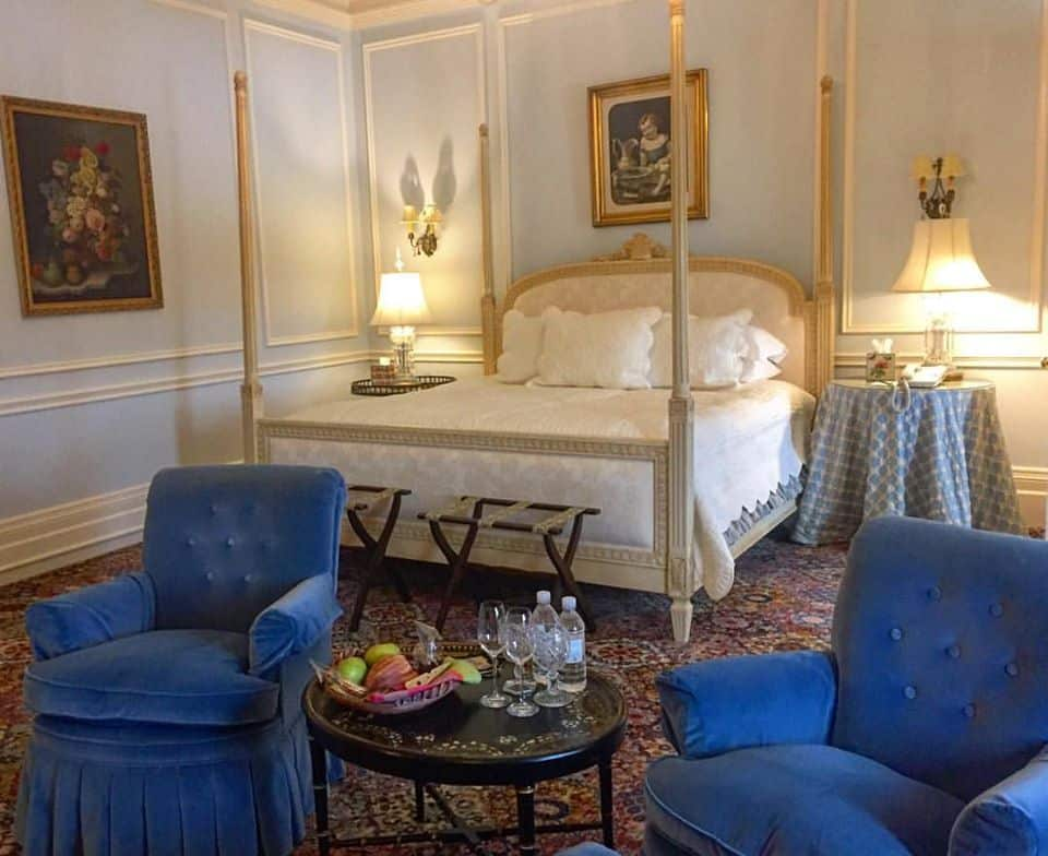 romantic hotels world 2020