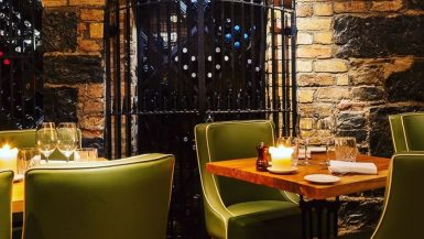 romantic restaurants Dublin