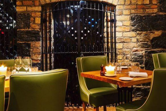 romantic restaurants Dublin