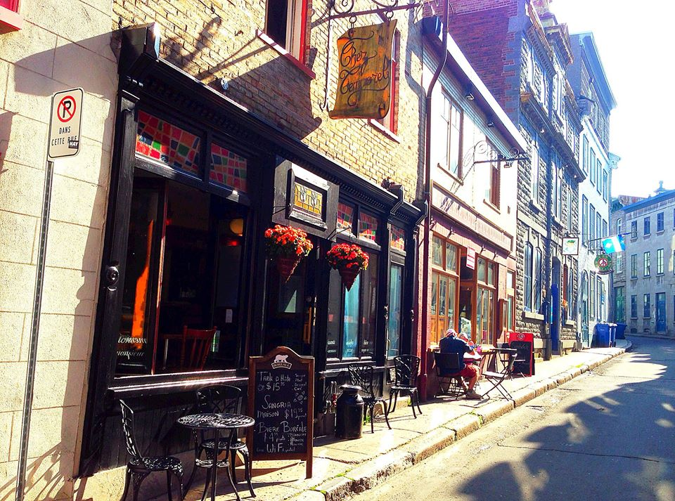 best coffee shops in quebec city