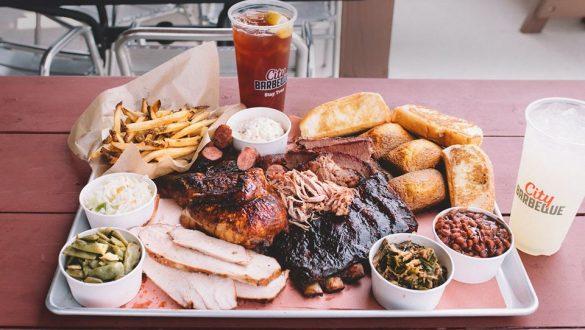 best barbecue in Decatur