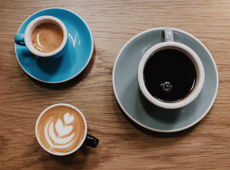 coffee shops Oregon