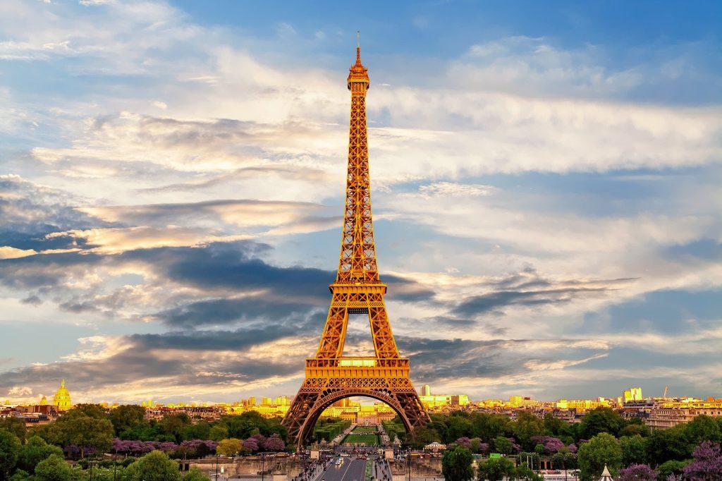 romantic destinations France