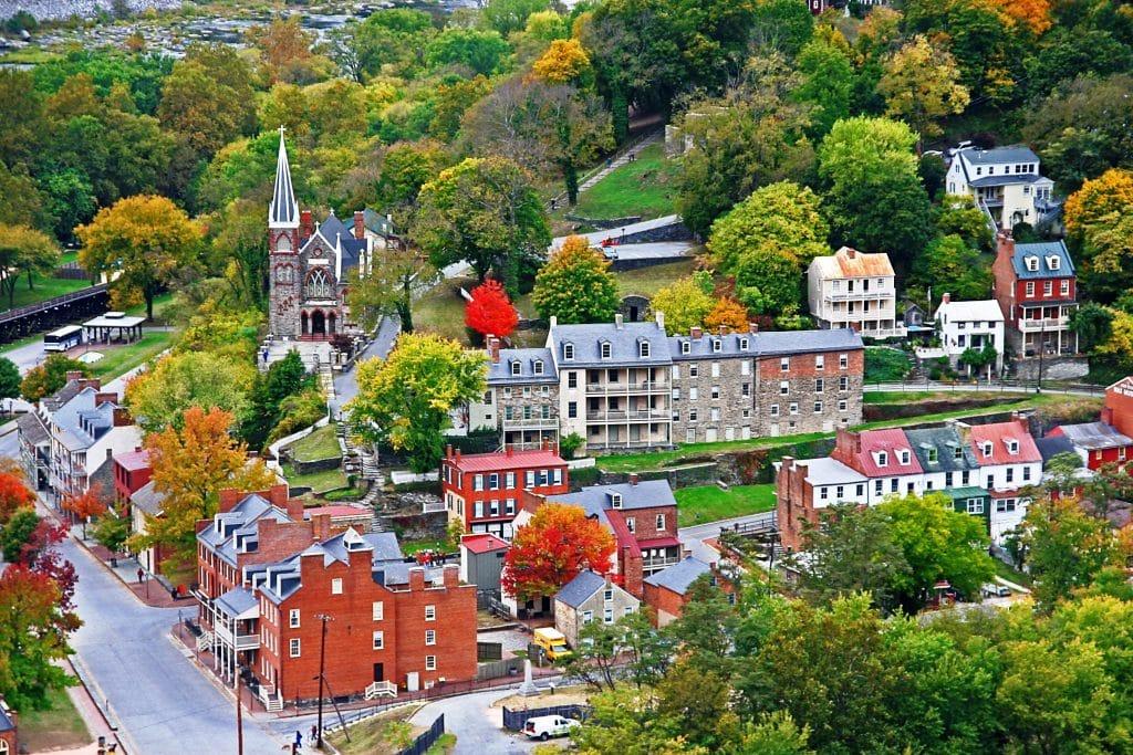 Harpers Ferry, Appalachian Trail