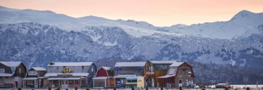 Homer, Alaska Small Town