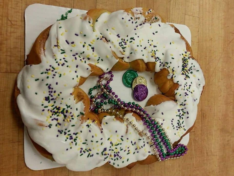 MannyRandazzo King Cake New Orleans