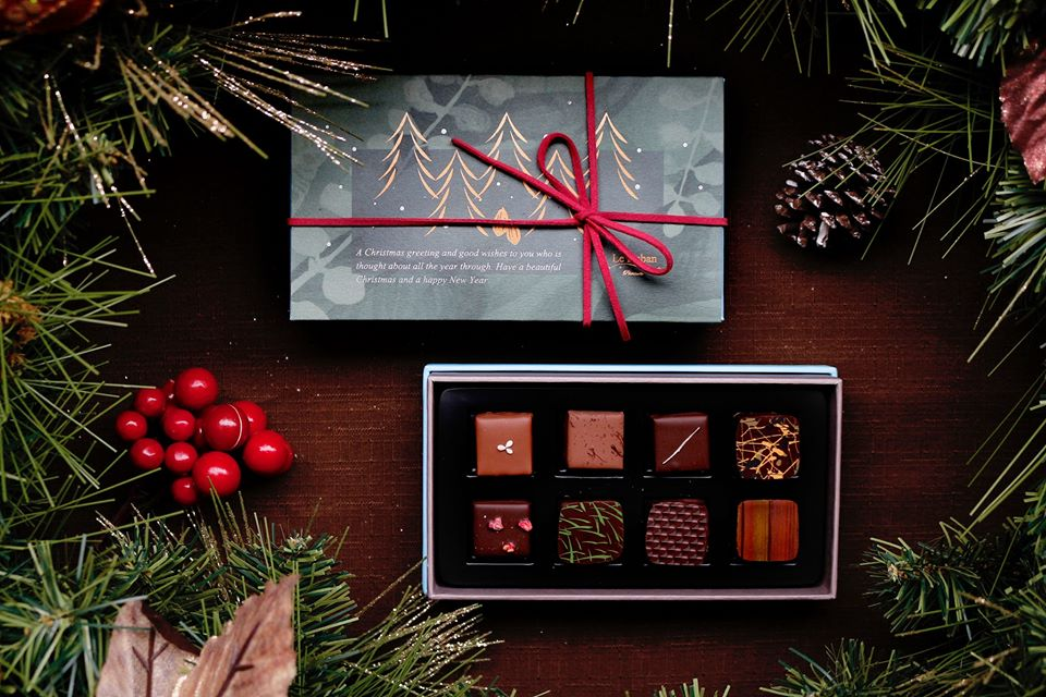 best chocolate in taipei