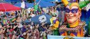 Mardi Gras parade - New Orleans