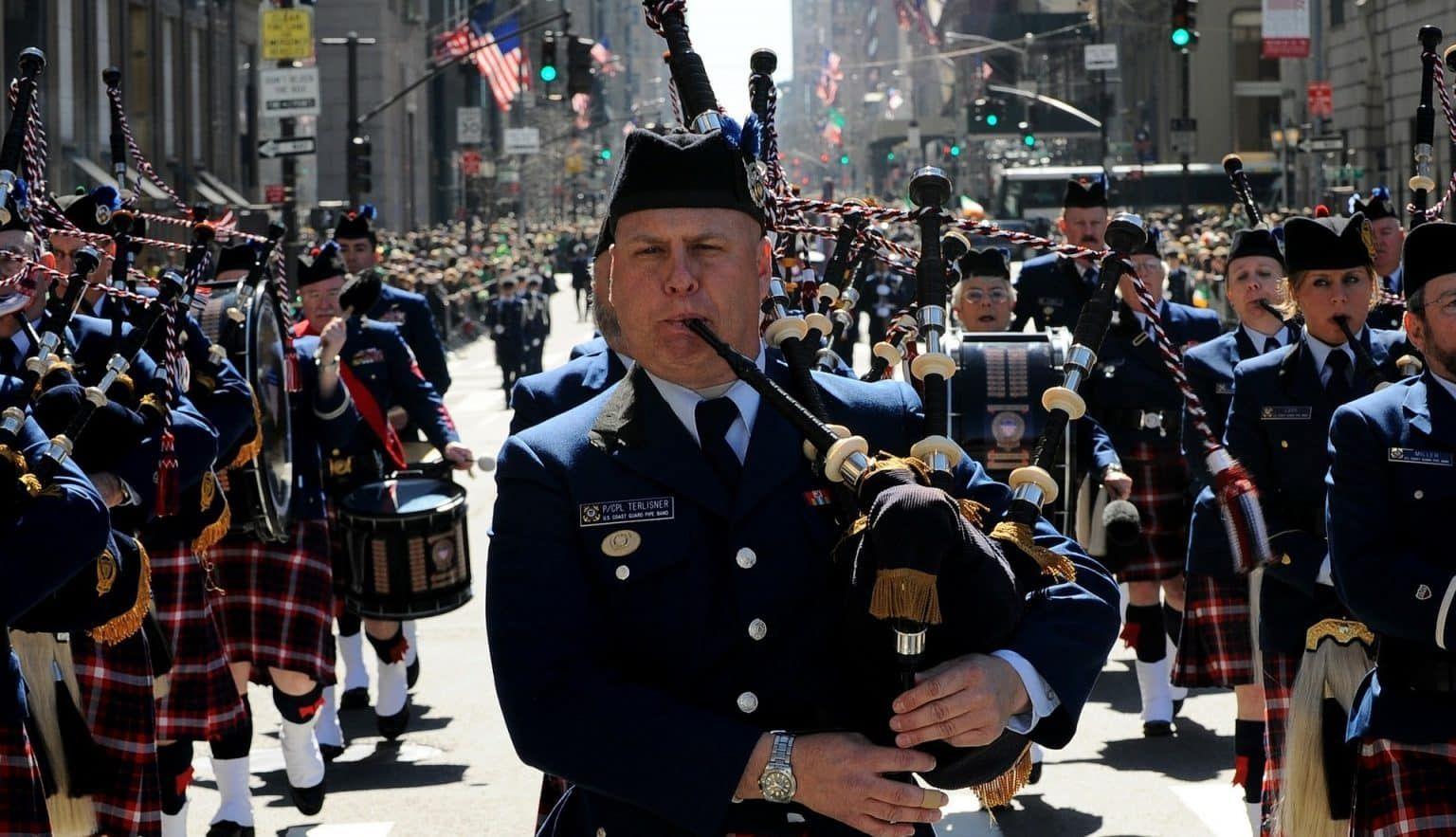St. Patrick's Day Parade 2020