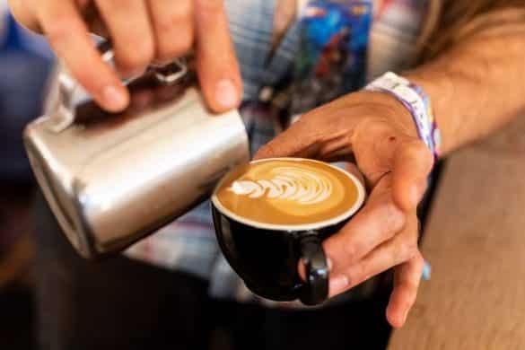 Ozo Coffee Shop Boulder CO
