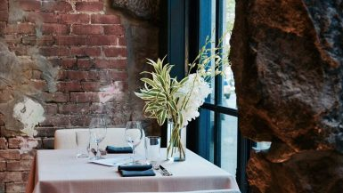 romantic restaurants Montreal