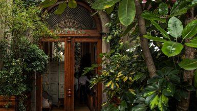romantic restaurants Mexico City