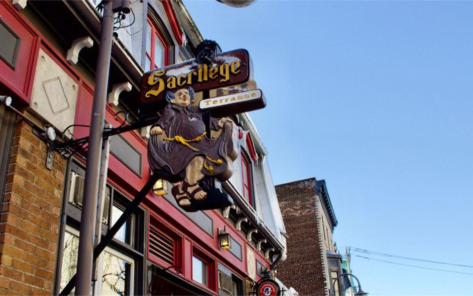 best bars in Québec City