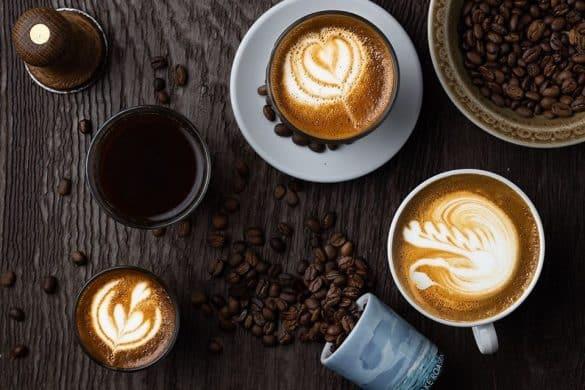 Salt Lake City coffee