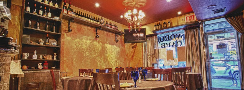 Russian Restaurants NYC
