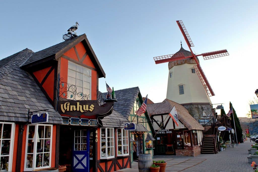 Solvang - Danish Community