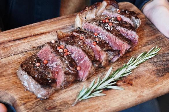 best steaks Belgium