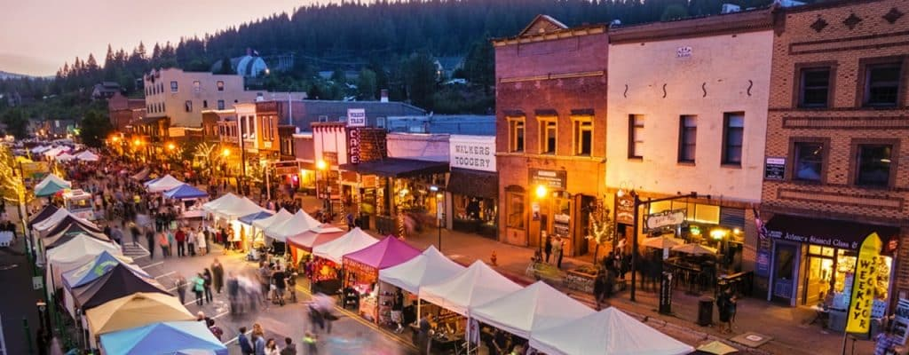 Truckee Charming Small Town