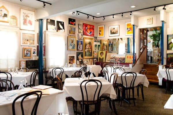 romantic restaurants New Orleans