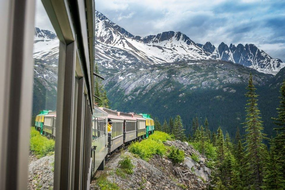 best train rides USA