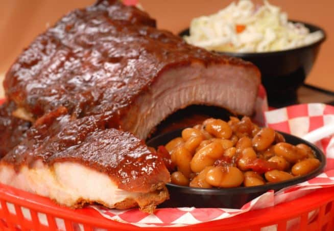 Whitt's BBQ in Decatur