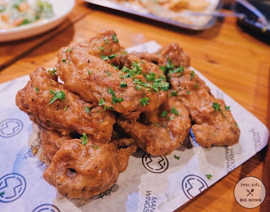 best chicken wings Manila