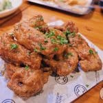 best chicken wings Manila
