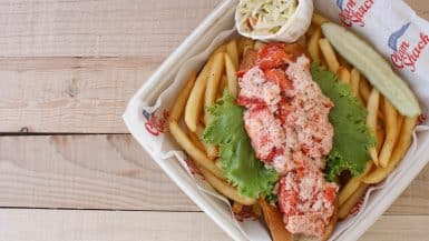 Best Lobster Rolls In Newport
