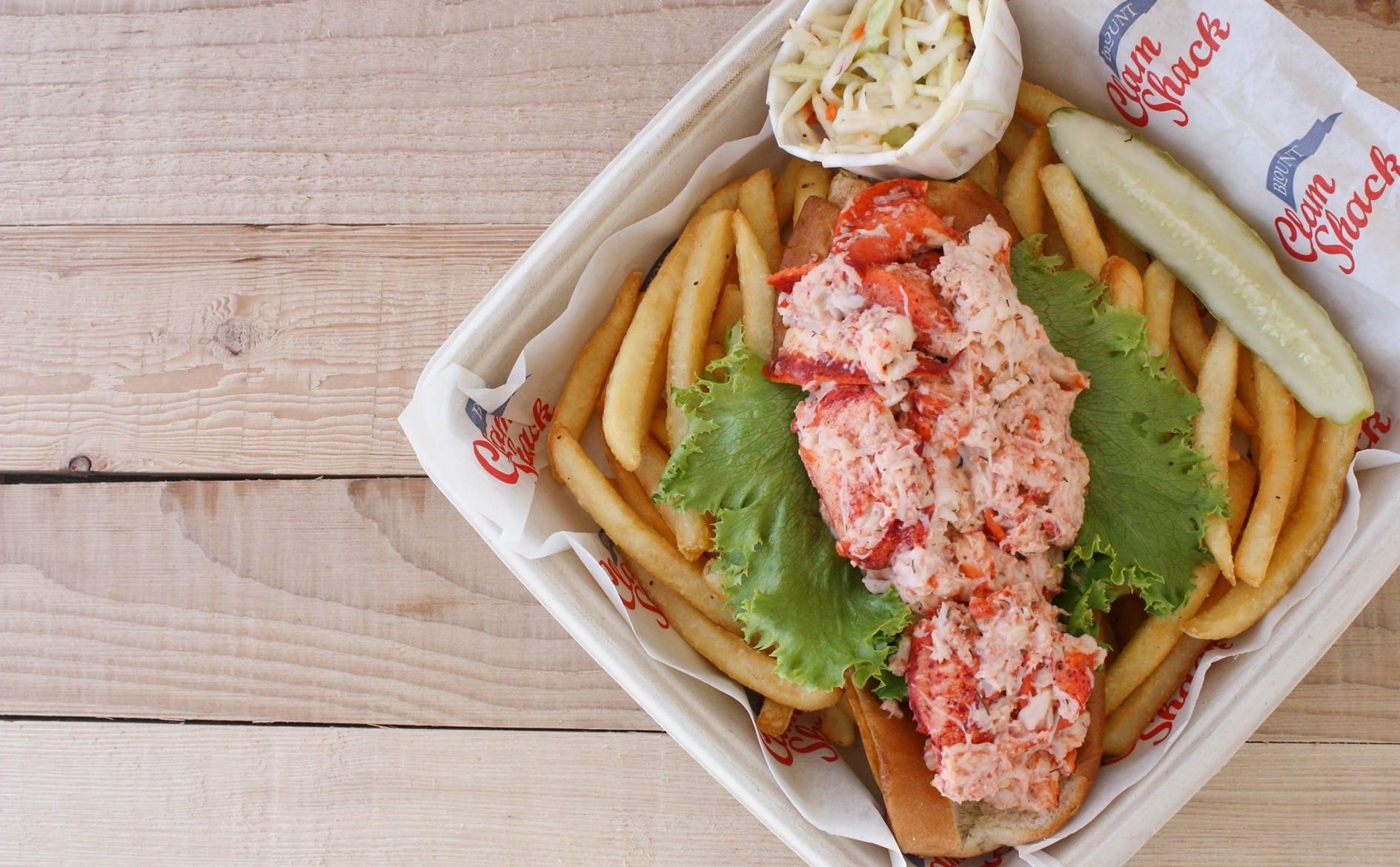 Best Lobster Rolls In Newport