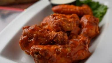 Lincoln Chicken Wings