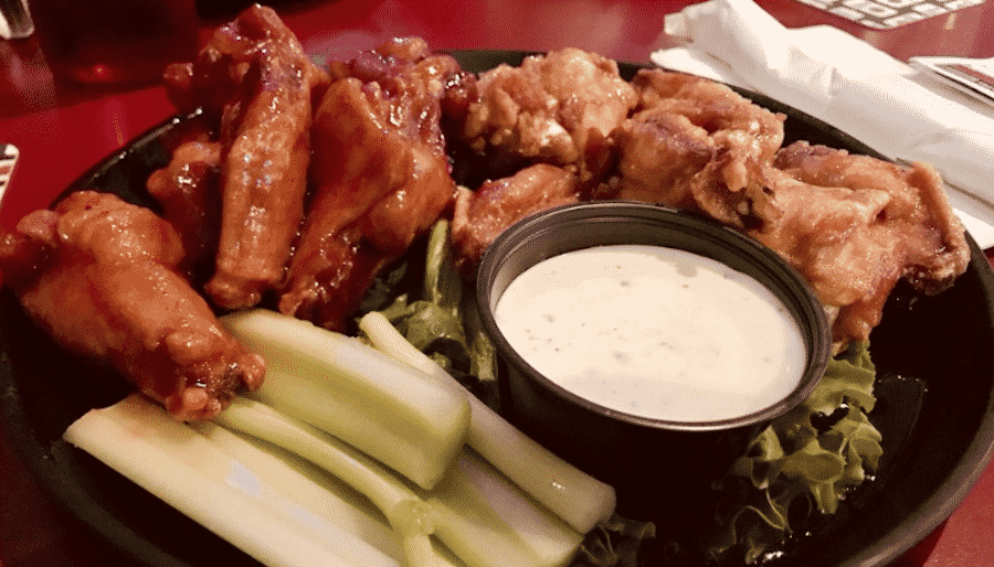 Where to Eat Chicken Wings in Nebraska