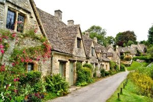 Charming small towns UK