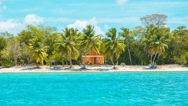 Most Populated Caribbean Islands