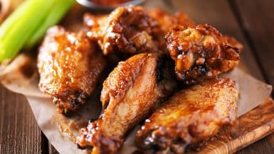 Best Chicken Wings In Aberdeen