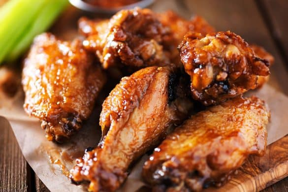 Best Chicken Wings In Aberdeen