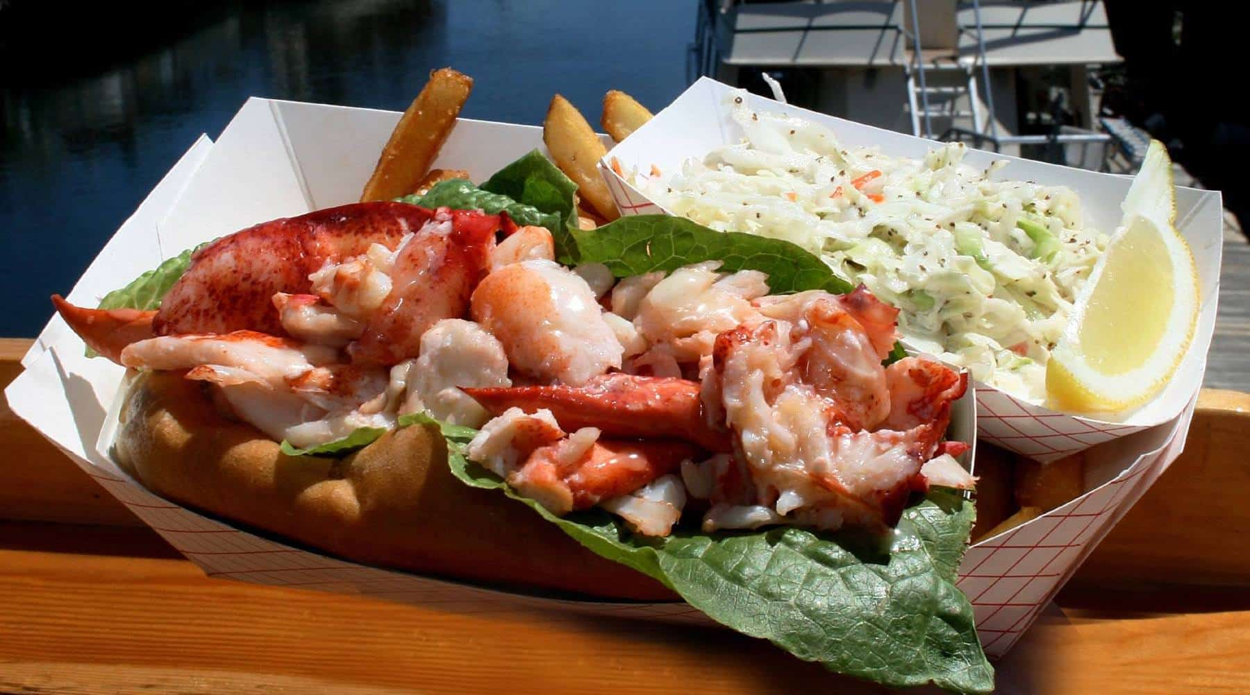 Best Lobster Rolls In Portland Maine