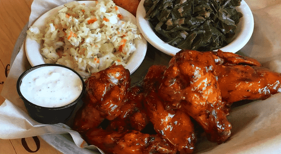 Best Chicken Wings in Asheville