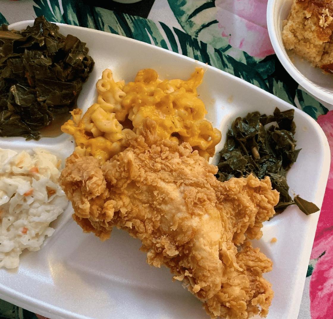 fried chicken Charleston