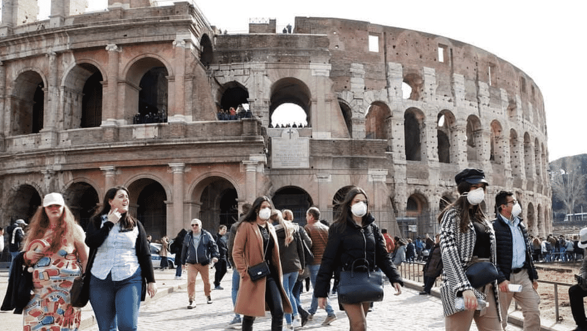 cancel holiday Italy coronavirus